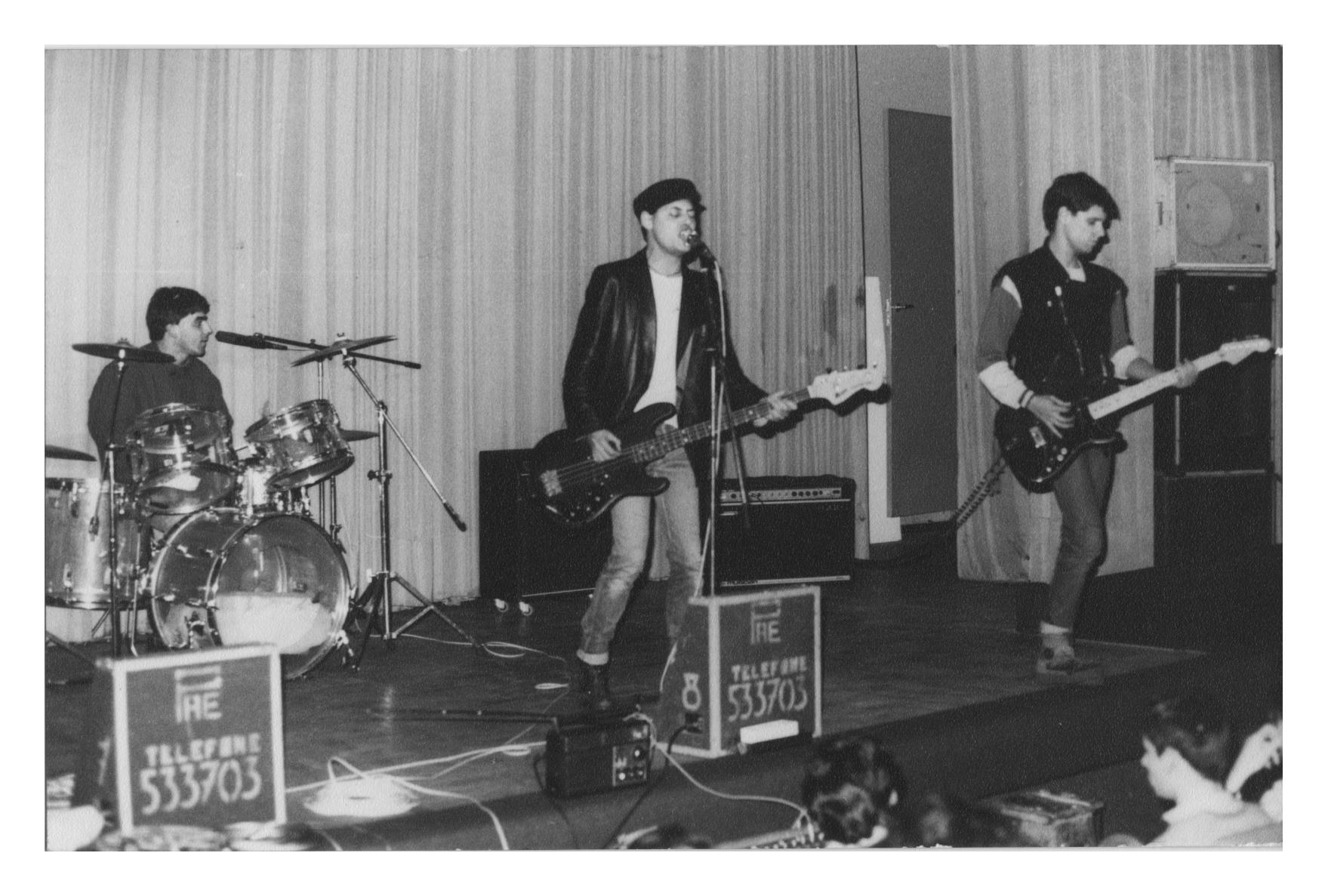 1983 Febre de sábado de manhã  Peter Machado