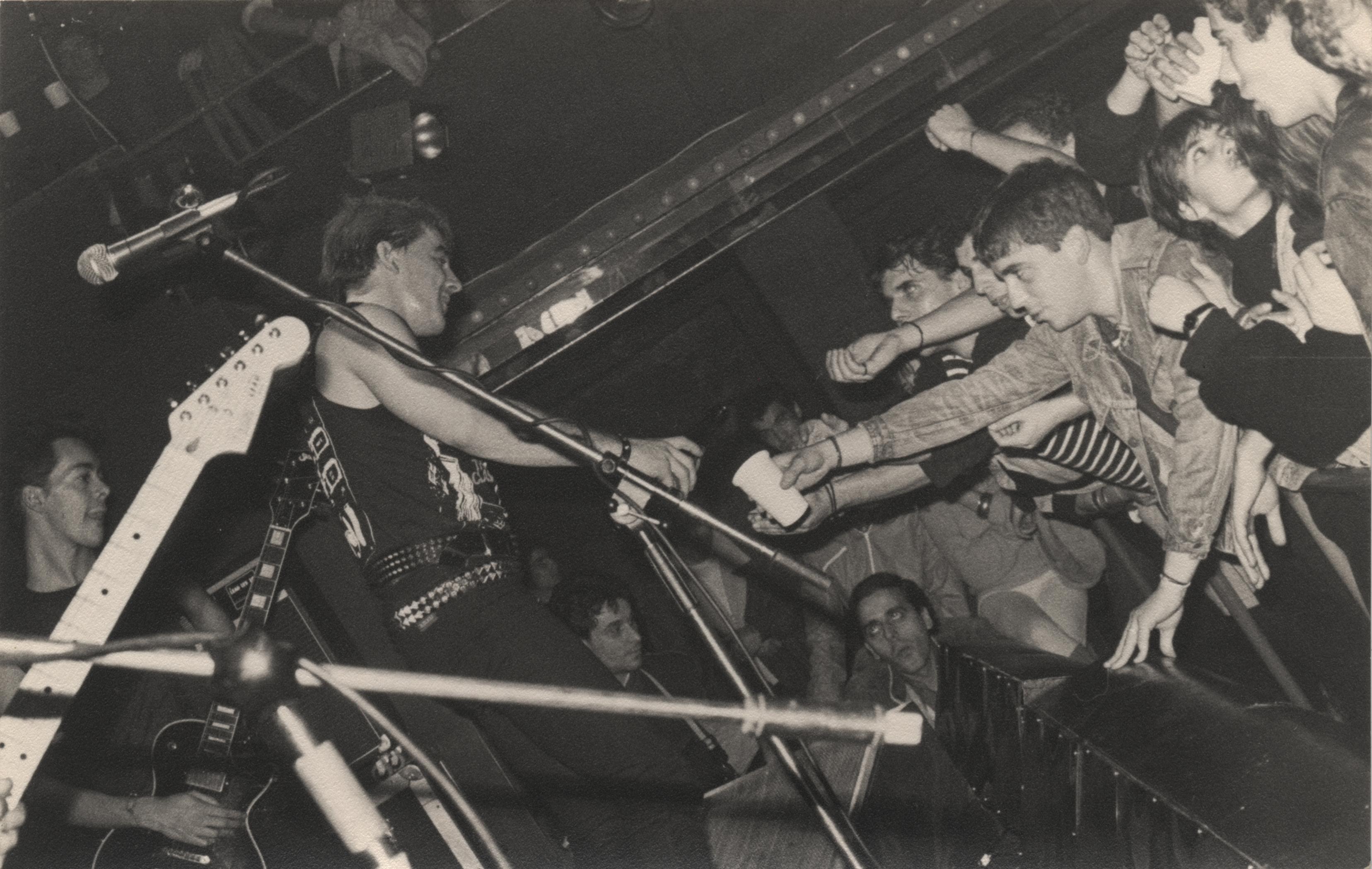 1986 Kalú – Foto Peter Machado