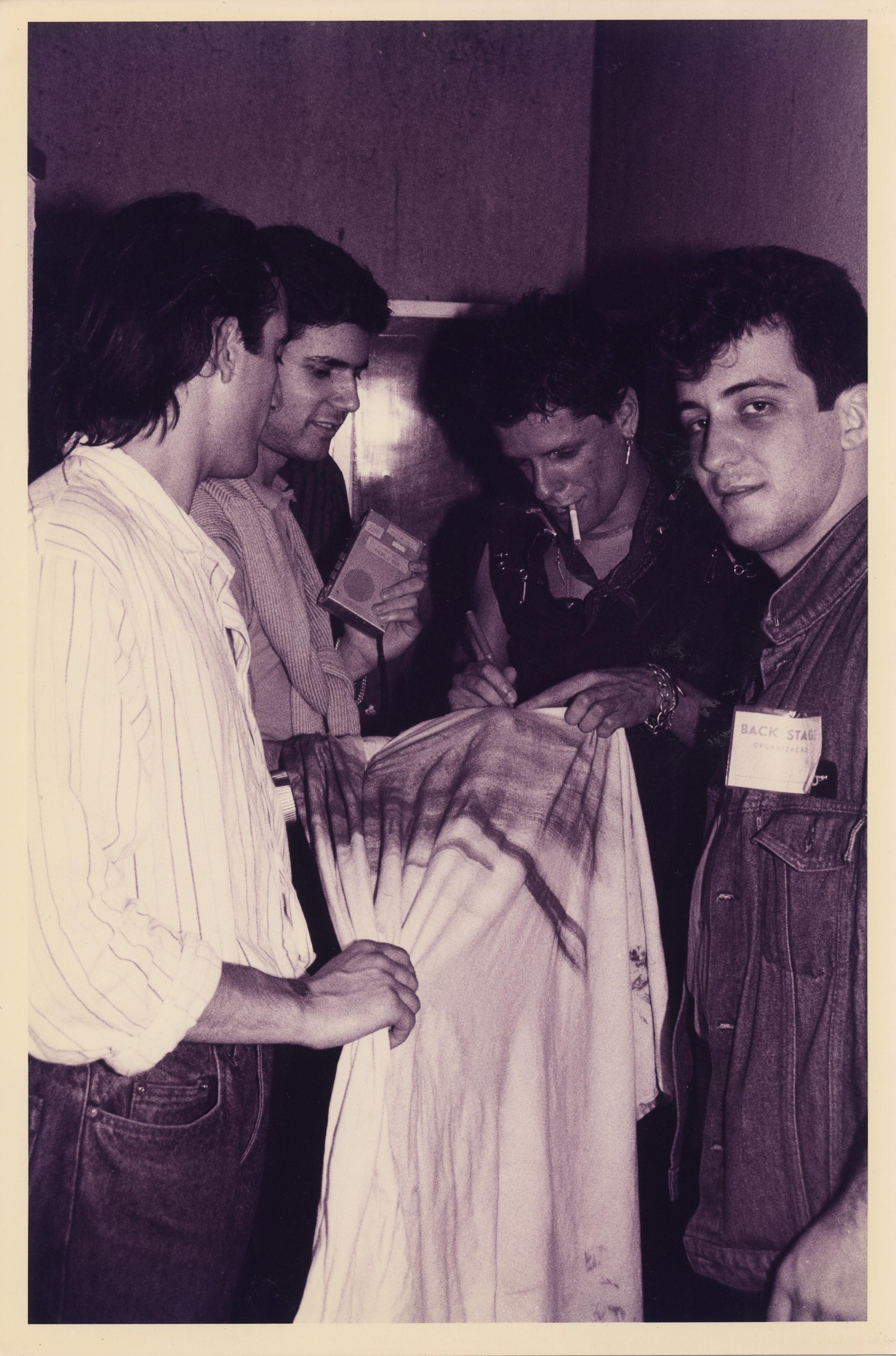 1987 Maio Restelo  Rui Vasco