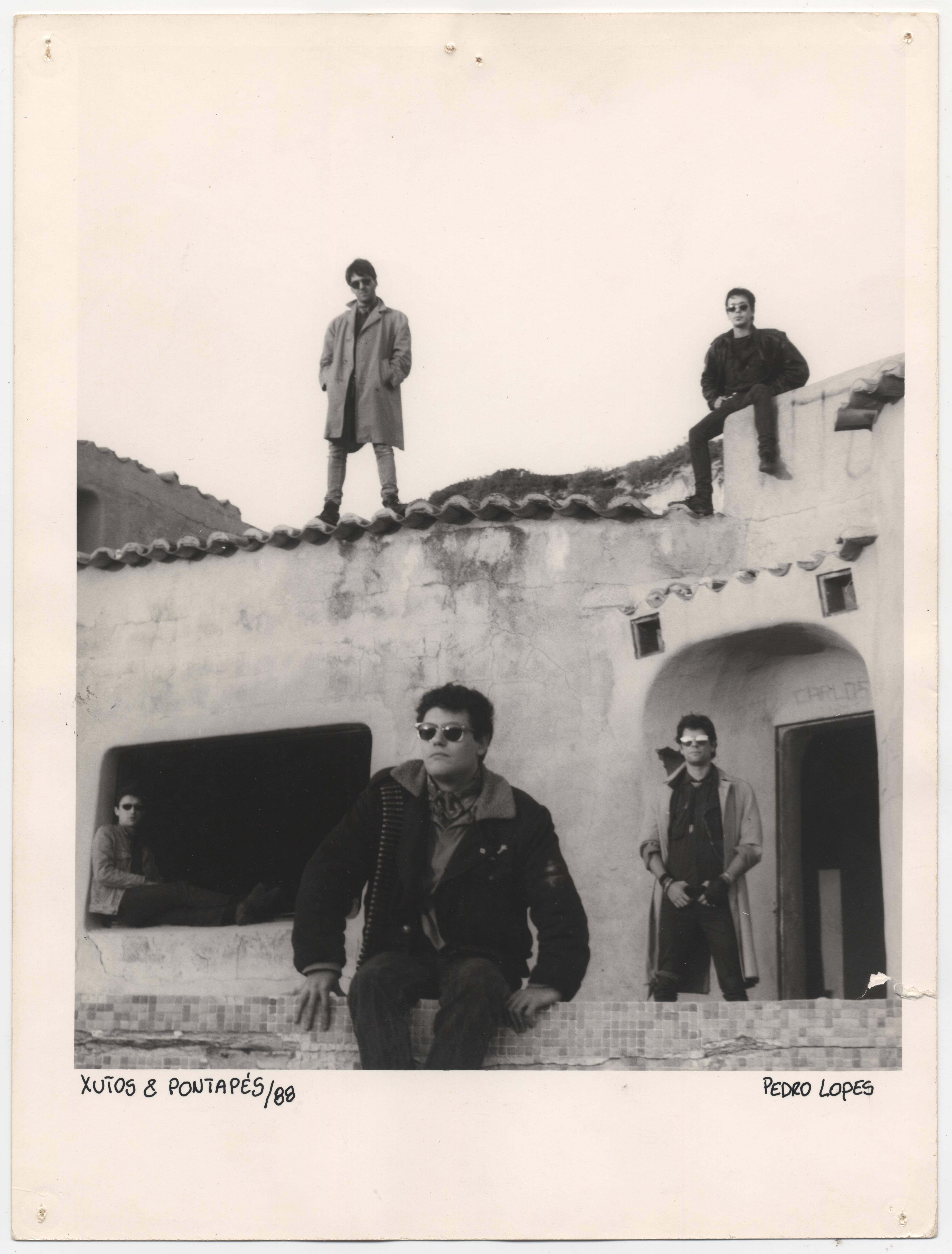 1988 Banda – Pedro Lopes