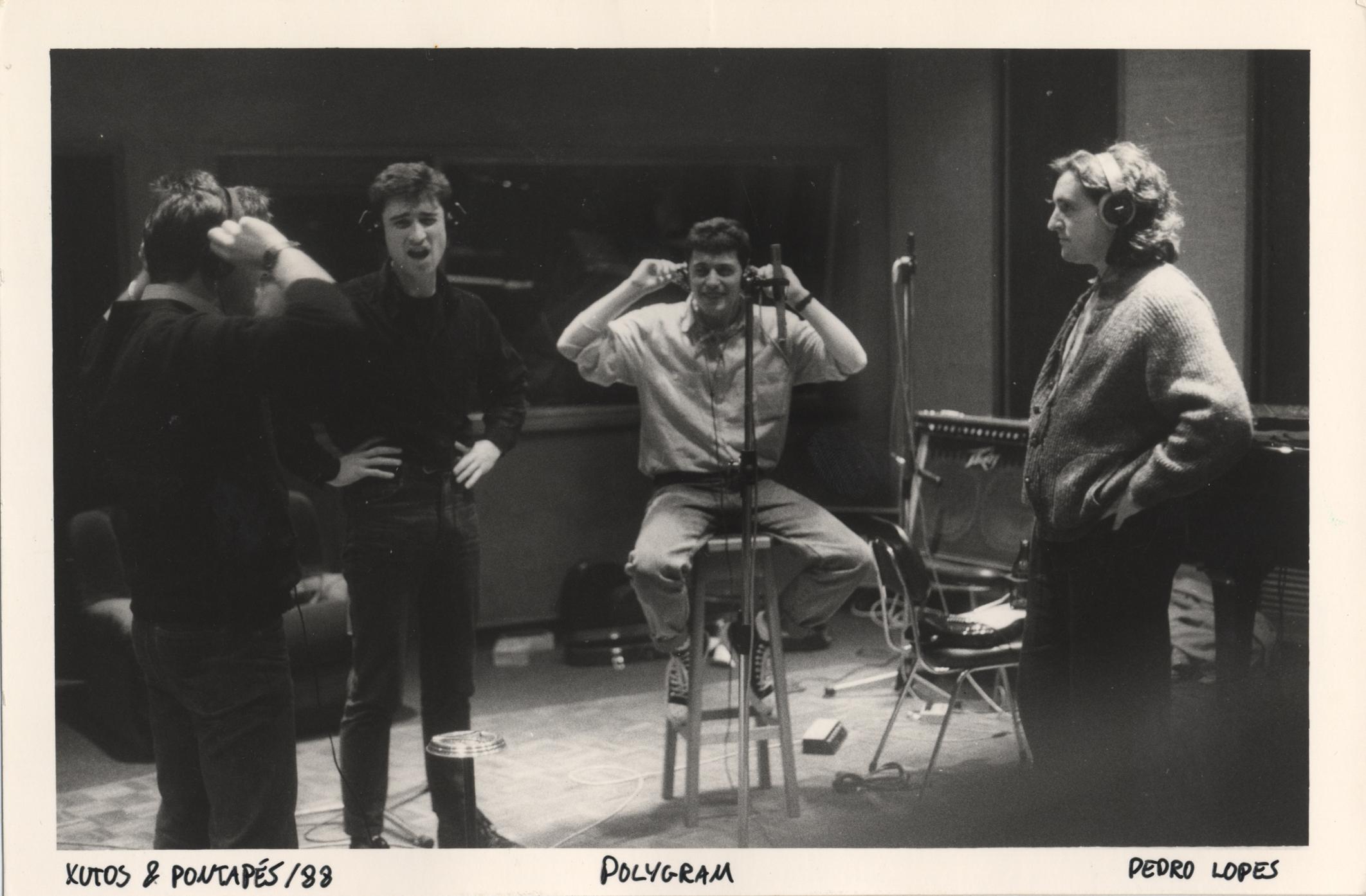 1988 Polygram Pedro Lopes