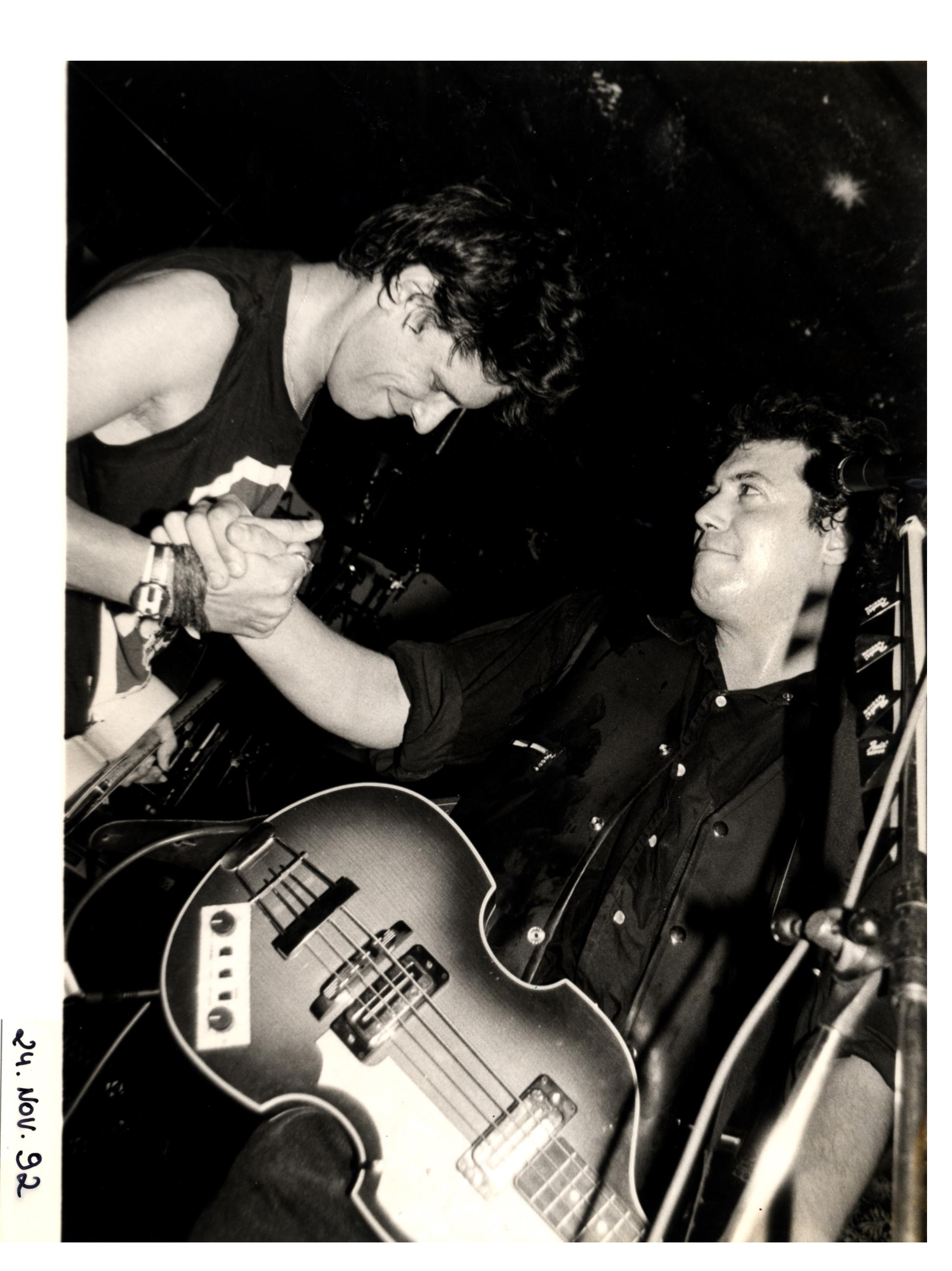 1992 1124 Johnny apr DNDVez Rita Carmo
